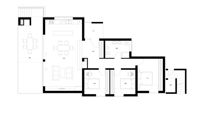 načrtovanje arhitekt poceni