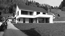 Enodružinska hiša - Projekt 2AMV Arhitekti